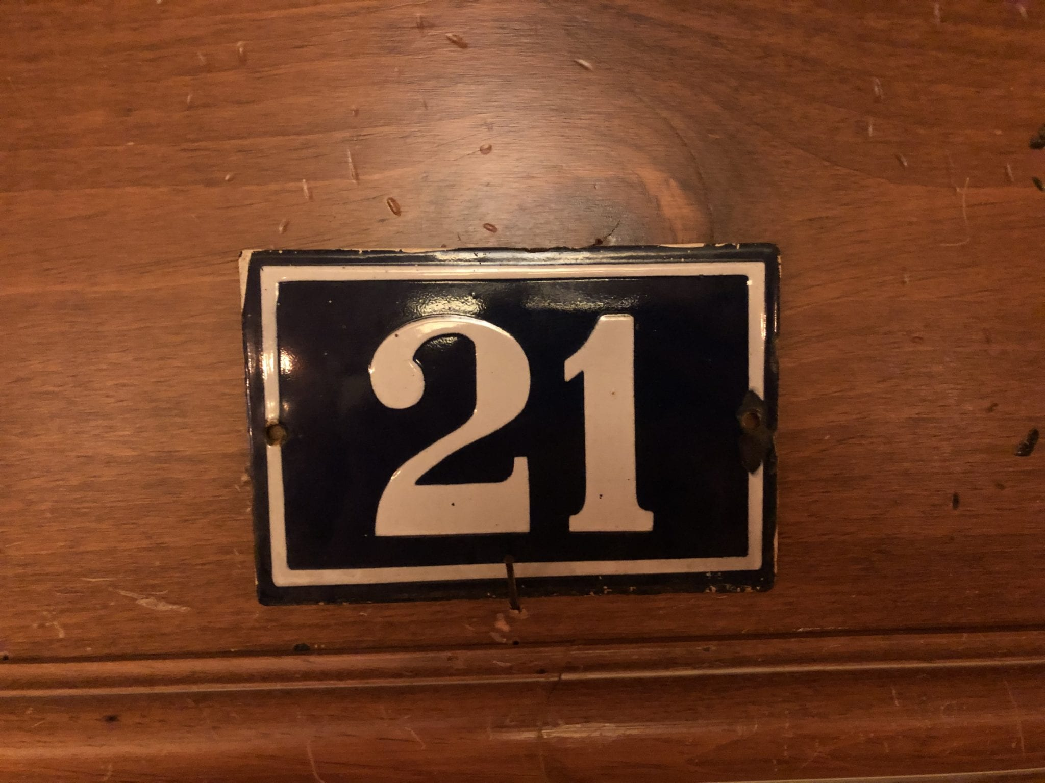 Table 21, private dining at its finest at Eddie Martini's